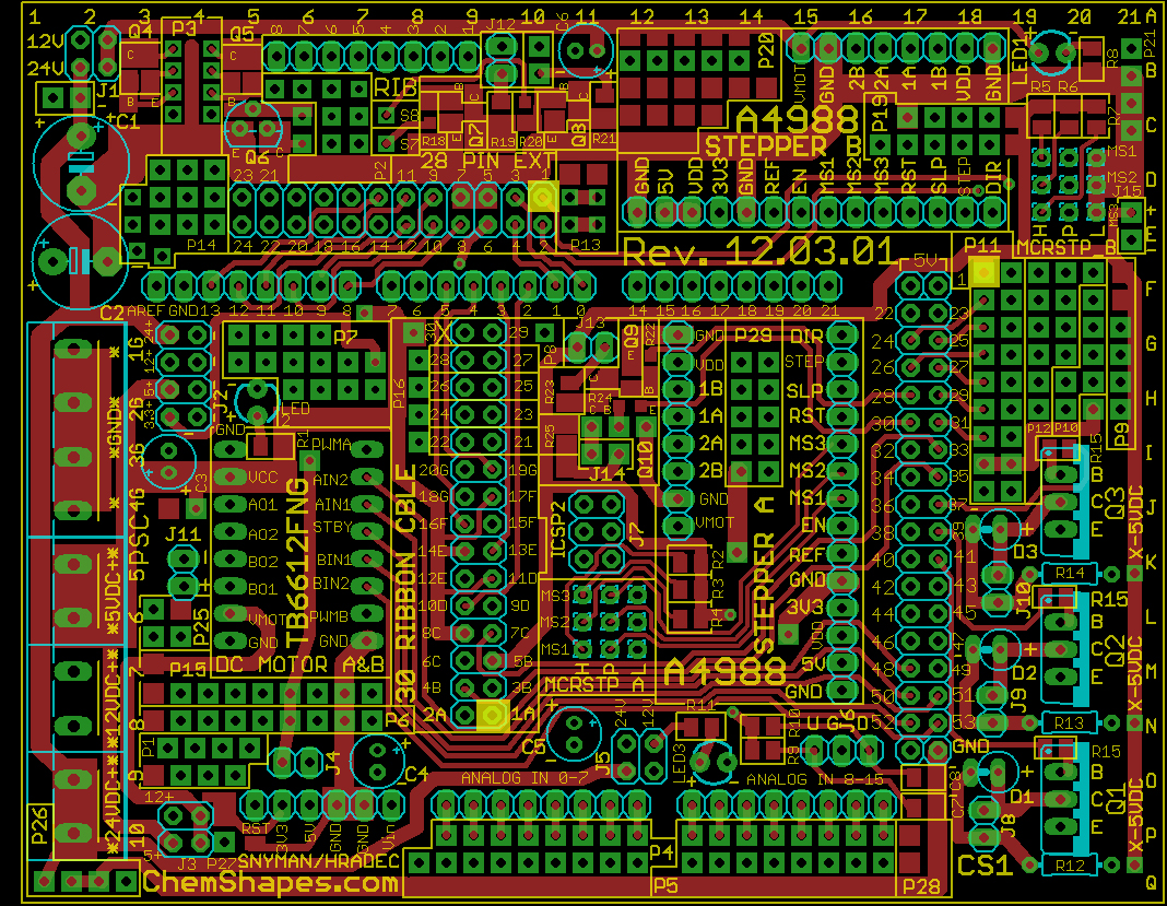 PCB\'s and schematics